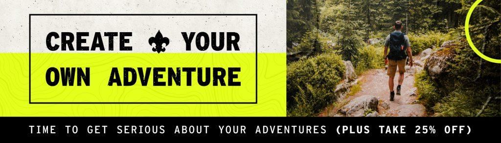 Adventure Series Promo - Banner 2 (2100x600)
